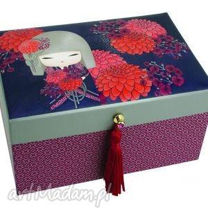 szktaułka na biżuterię kimmidoll tomona -prawdziwy przyjaciel, szkatułka
