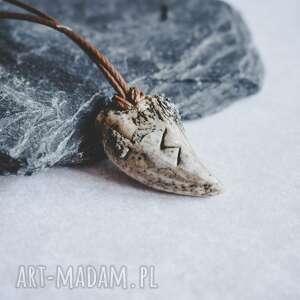 wisior - talizman z runą sowulo, runą, kamień runiczny