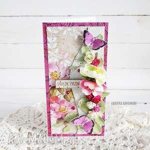 hand made scrapbooking kartki kartka urodzinowa/imieninowa, 547