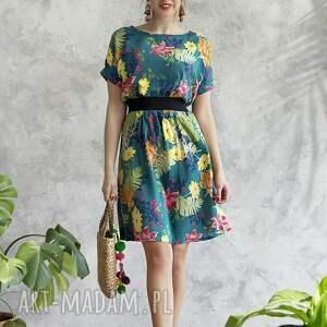 0de13ac0 Sukienki recznie wykonane. Sukienka elegancka, milita nikonorov