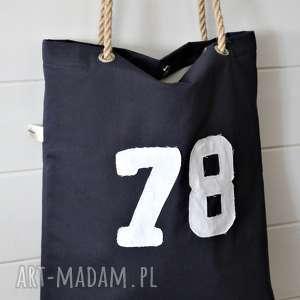 na ramię torba 78, torba, torebka, bawełniana, damska, letnia, plażowa
