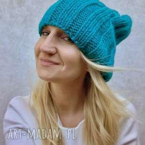 The Wool Art! ciepła czapka