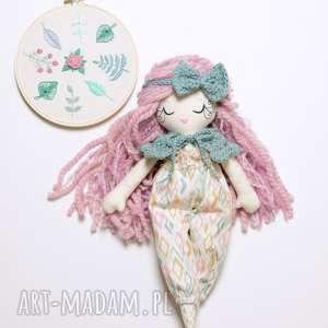 lalki lalka lidzia, lalka, eko, bawełna, skandi, unikalny