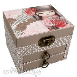 szkatułka na biżuterię kimmidoll yumiko - miłosiernia, szkatułka, prezent