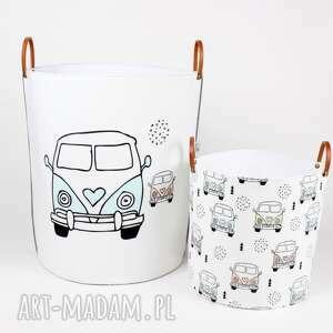 Prezent KOMPLET DWÓCH POJEMNIKÓW VW , auto, dziecko, pojemnik, prezent