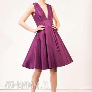 sukienki sukienka kesorn, jedwabna