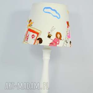 lampka childrens theater - lampa, dzieciecy, teatr, dzieci, popielewska, style