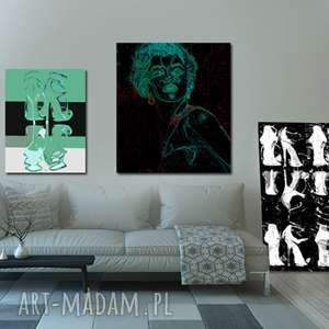 Czar Marylin, monroe, minimalizm, unikatowy, obraz, kobieta, nowoczesny