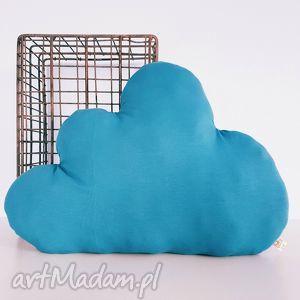 poduszka chmurka skandynawska, chmurka, poduszka, morska, dekoracyjna
