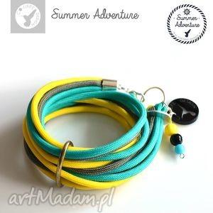 Bransoletka summer adventure - model banana co libre design