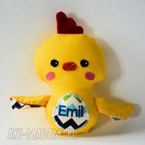 kurczak mały emil - rezerwacja, kurczak, emil, kolorowy, zamówienie, dziecko