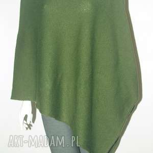 Prezent Klasyczne ponczo damskie, sweter, eleganckie,