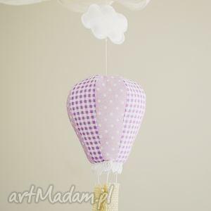 Balon - ozdoba do pokoju dziecka, dekoracja, ozdoba, balon, powieszenia, lampa