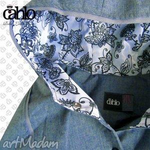 cahlo street yoself - płaszczyk jeans - cahlo, płaszczyk, streetwear, urban