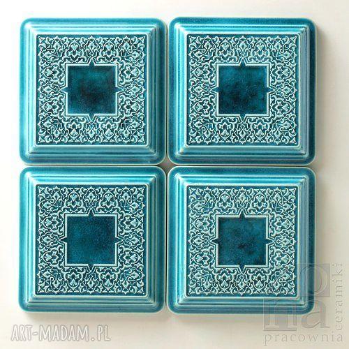 hand-made ceramika dekory orientalne