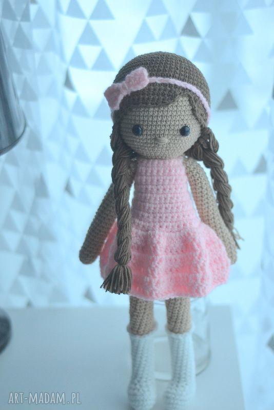 lala lalki różowe alicja różowa