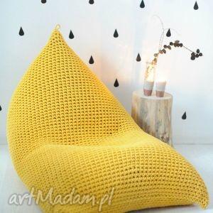 handmade pufy puf- szezlong
