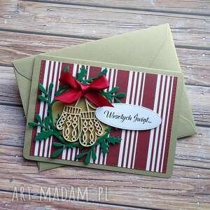 scrapbooking kartki świąteczna kartka, święta, boże narodzenie