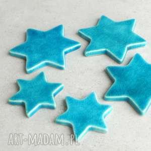 pomysły na prezenty pod choinkę Zestaw magnesów - gwiazdki, gwiazdka, magnes