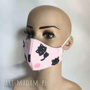 maseczka maska dla dzieci 7 -12 lat streetnewstyle z filtrem