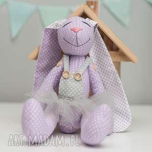królik miś z imieniem personalizacja - królik, imię, miś