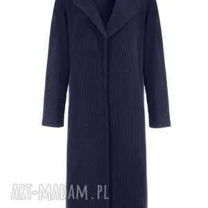 swetry bien fashion długi kardigan damski sweter do kostek, maxi, długi, otwarty