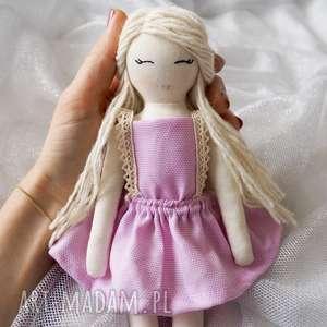 lalka #208, ekolalka, przytulanka, domekdlalalek, szmacianka lalki dla dziecka