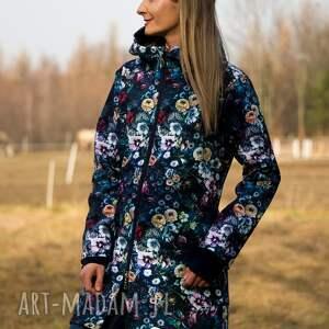 handmade płaszcze kurtka parka, płaszcz na wiosnę i jesień