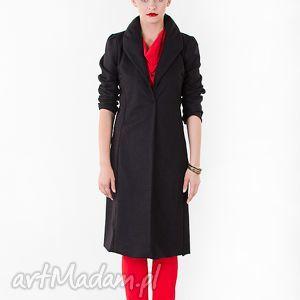 płaszcz wełniany gloria - płaszcz, wełna, kaszmir, zima, 2012