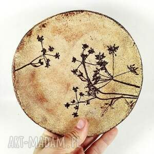 Prezent Talerze ceramiczne, talerz, dekoracja, sztuka, patera, kuchnia, prezent