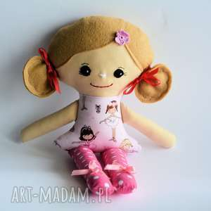hand-made lalki lala bella - zosia - 42 cm