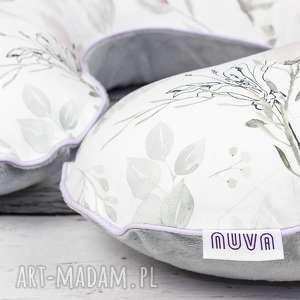 duża poduszka do karmienia magnolie, poduszka, gniazdo, duża, karmienie, poducha