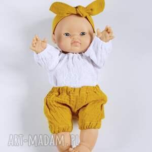 dla dziecka zestaw ubranek lalek typu paola reina, miniland, minikane
