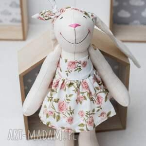 królik prezent personalizowany urodziny święta, królik, urodziny, chrzest