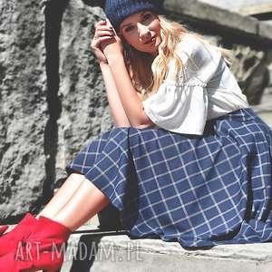 ręczne wykonanie spódnice spódnica koło midi gemma