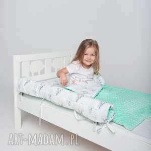 ochraniacz do łóżeczka łóżka ikea - m łapacze snów