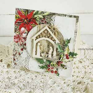 Kartka świąteczna, 264 - ,boże-narodzenie,kartka-świąteczna,