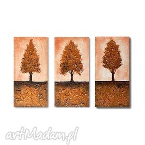 obrazy drzewa, obraz akrylowy, obraz, obrazy, ręcznie, malowane dom