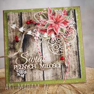 handmade świąteczne prezenty kartka świąteczna mp -1