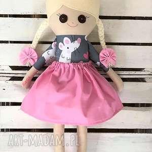 Szmacianka, szmaciana laleczka z personalizacją, szyta, lalka