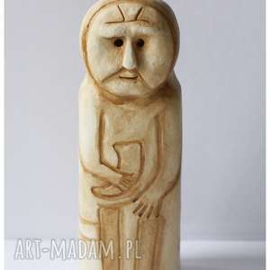 Olsztyńska Baba Pruska, ceramika