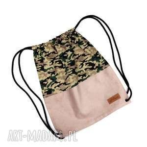 Prezent Worek plecak unisex moro, worek, plecak, wojskowy, unisex, prezent
