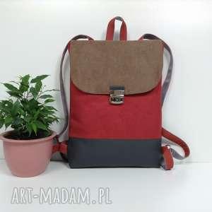 hand-made plecaki plecak na laptopa