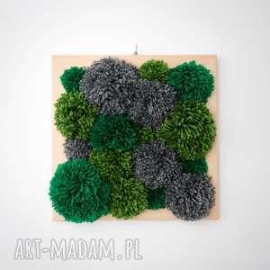 dom zielony kwadrat