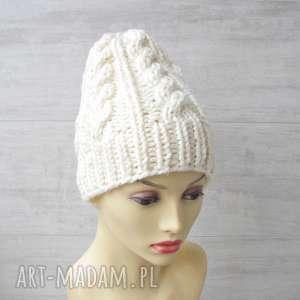 Gruba czapka alpaka czapki albadesign czapka, zimowa alpaka