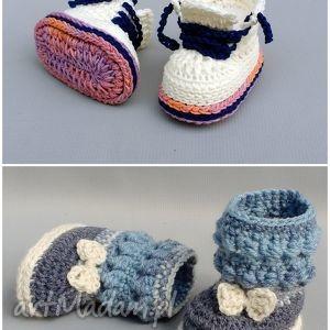 handmade buciki zamówienie p. marceliny