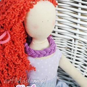 lalki ruda katarzyna, lalka, szmacianka, szmaciana, urodziny, prezent
