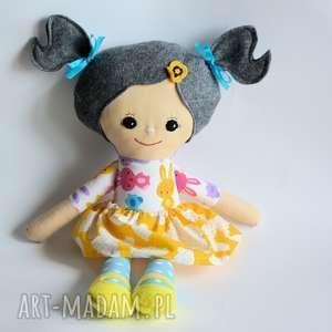 Lala Rojberka - Ola 50 cm, lalka, rojberka, królik, chrzciny, roczek, dziewczynka