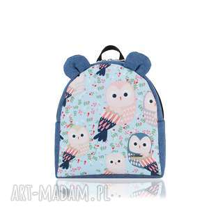 farbotka plecaczek farbiś 2228, farbiś, plecak z uszami, dla dziecka