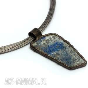lapis lazuli, naturalnie, minerały